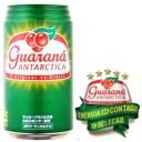 ガラナ・アンタルチカ350ml缶 24本入【サッカーブラジル代表公式スポンサー飲料】(ガラナ ドリンク 炭酸ジュース guarana ANTARCTICA)