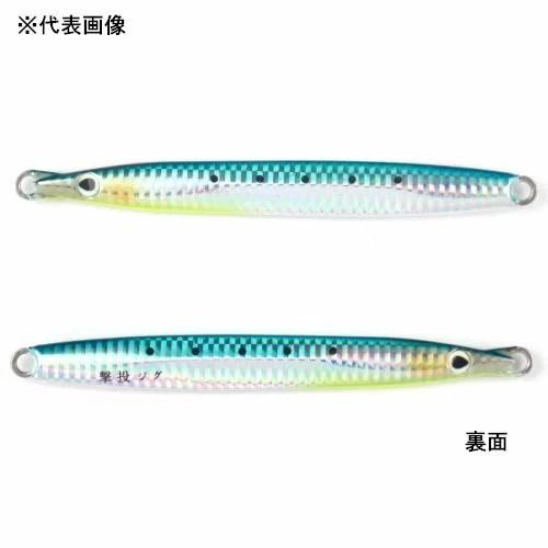 オーナー 撃投ジグ 85g 02(ネイビー)