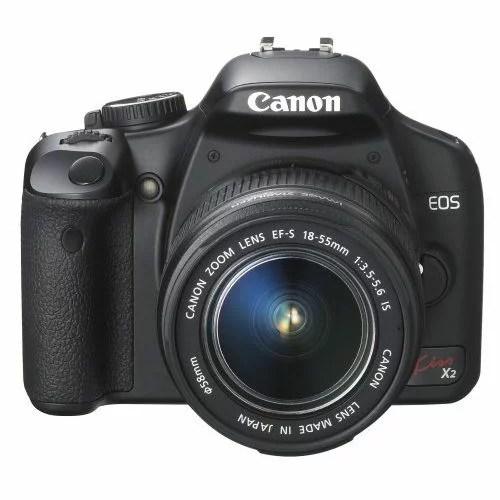 【中古】【1年保証】【美品】Canon EOS Kiss X2 18-55mm IS レンズキット