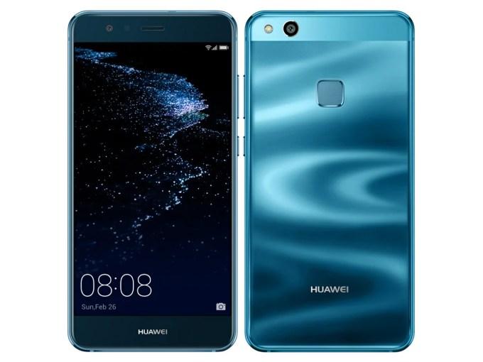 「新品 未使用品 国内正規品」Huawei(ファーウェイ) P10 Lite WAS-LX2J sapphire blue サファイアブルー [LTE対応] [SIMフリースマホ]