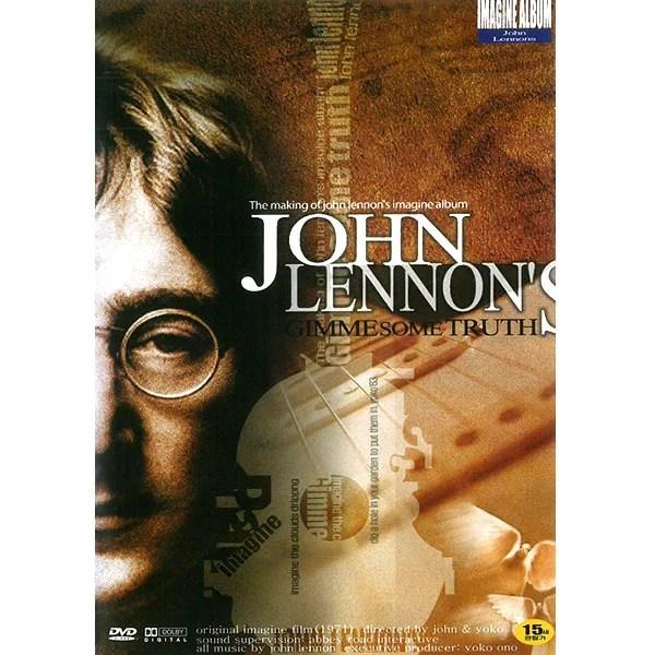 DVD JOHN LENNON ジョン・レノン Give M