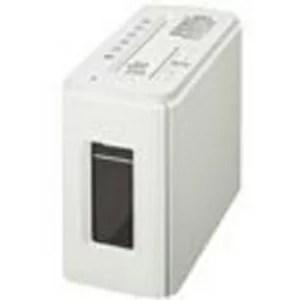 コクヨ デスクサイドクロスカットシュレッダー「サイレント・デュオ」(A4サイズ) KPS‐MX100
