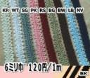 6mm巾ブレード(トリミングレース) 1m〜 【カルトナージュ 材料】【RCPdec18】