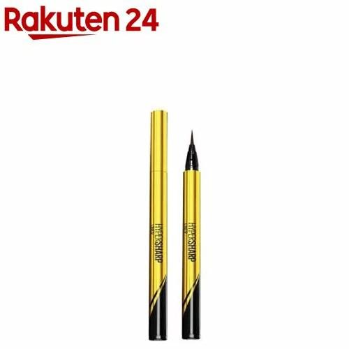 メイベリン ハイパーシャープ ライナー R BK-1 漆黒ブラック リキッドアイライナー(0.5g)