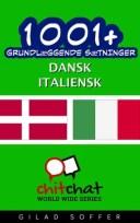 1001+ grundl?ggende s?tninger dansk - Italiensk【電子書籍】[ Gilad Soffer ]