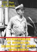 Eichelberger In Mindanao: Leadership In Joint Operations【電子書籍】[ LTC Dan K. McNeill ]