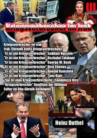 Chronik der Kriegsverbrechen im Irak III.