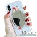 【半額!】iPhone12 ケース iPhone 12 pro iPhone12 Mini かわいい iPhone12ProMAX ミラー ク……