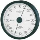 EMPEX (エンペックス) 温度・湿度計 エクストラ 温度・湿度計 壁掛用 TM-6202 ブラック【ポイント10倍】
