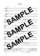 【ダウンロード楽譜】 不死鳥/稲葉浩志(ピアノ弾き語り譜 初級1)