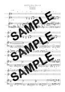 【ダウンロード楽譜】 トライアングル ブルース/チェッカーズ(ピアノ弾き語り譜 初級1)