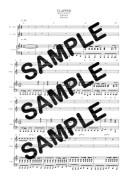 【ダウンロード楽譜】 FLAPPER/BY-SEXUAL(ピアノ弾き語り譜 初級2)