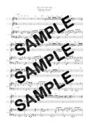 【ダウンロード楽譜】 ナンバーコール/phatmans after school(ピアノ弾き語り譜 初級1)