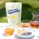 光浦醸造 / 水出しフロートレモンティー 1袋(10杯分:ティーバッグ×5、フロートレモン×10)乾燥輪切りレモン入り