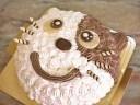 【誕生日ケーキバースデーケーキならこれ!】ねこちゃんのキャラクターで思い出の記念日に