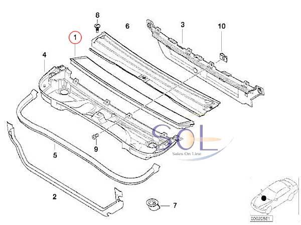 【楽天市場】BMW E46 マイクロフィルター エアコンフィルター 318i 320i 323i 325i 328i