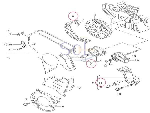 Vauxhall Zafira Ecu Wiring Diagram