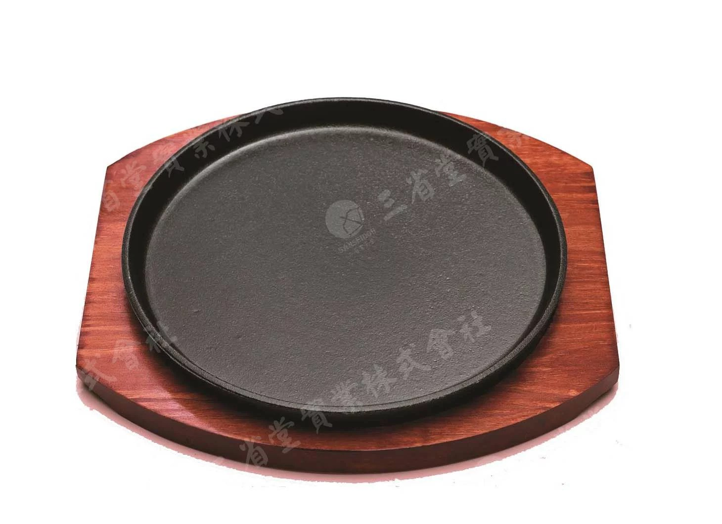 kitchen cabinets.com copper accessories 【楽天市場】【鉄板】18cmステーキ皿 丸型(ih対応)鉄板 ステーキ皿 sl2088 Φ180*h20(深さ ...