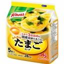 ※クノール ふんわりたまごスープ 袋 34g【3980円以上送料無料】