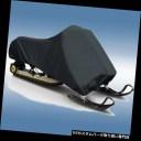 スノーモービルカバー ヤマハApex LTX GT 2008 2009 2010用ストレージスノーモービルカバー Storage Snowmobile Cover for Yamaha Apex..