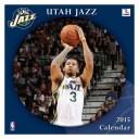 NBA ジャズ カレンダー JFターナー/JF Turner NBA 2015 12×12 TEAM WALL カレンダー