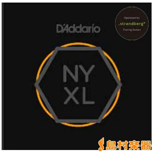 D'Addario NYXL0984SB エレキギター弦/8