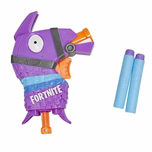 ナーフ FORTNITE アメリカ 直輸入 ダーツ 【送料無料】Fortnite Llama Nerf Microshots Dart-Firing Toy Blaster & 2 Official Elite Dartsナーフ FORTNITE アメリカ 直輸入 ダーツ