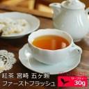 国産紅茶 宮崎 五ヶ瀬 2020年 ファーストフラッシュ 宮崎茶房 みなみさやか 30g