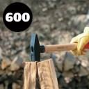 【キンドリングクラッカー用ハンマー】【薪割り】【アウトドア】 「ファイヤーサイド ストライカー 600」