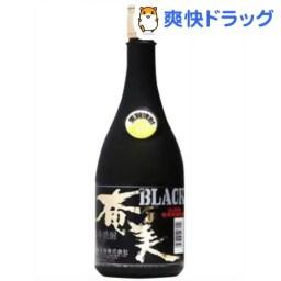 ブラック奄美 黒糖焼酎 40度(720mL)