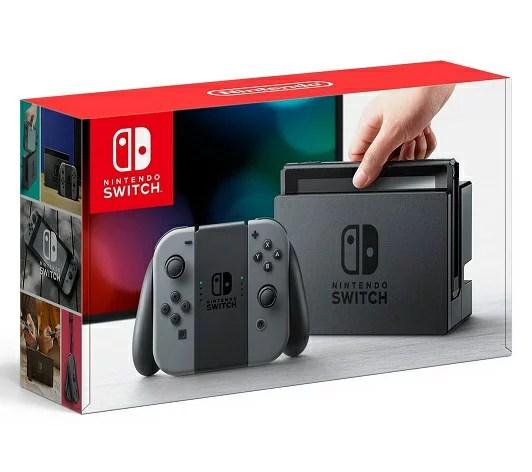 新品☆在庫あり即納!Nintendo Switch Joy-Con (L) / (R) グレー 任天堂