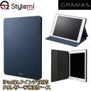 iPadケース。GRAMAS COLORS CLC-63828 PUレザー製アイパッド9.7インチモデル専用カバー。シュリンクレザーのような高級な質感を持つス..