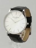 LARS LARSEN 147SWBLL OLIVER SS white dial BK 25000 ラースラーセン ファッショングッズ【送料無料】