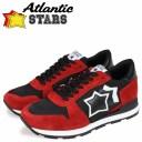 Atlantic STARS メンズ スニーカー アトランティックスターズ シリウス SIRIUS NFN-10N レッド 赤