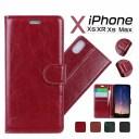 iphone xr ケース 手帳型 iphone xsケース iphone xケース iPhone X iphone xs maxケース 耐衝……