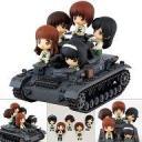 【中古】ミニカー IV号戦車D型 エンディングVer. 「ガールズ&パンツァー」 ぺあどっとキャラクターシリーズ [PD11]
