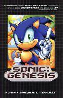 【中古】アメコミ Sonic Genesis(Reprint版) / Ian Flynn【中古】afb