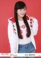 【中古】生写真(AKB48・SKE48)/アイドル/NGT48 橋真生/上半身・左手肩/劇場トレーディング生写真セット2016.August