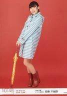 【中古】生写真(AKB48・SKE48)/アイドル/NGT48 安藤千伽奈/全身・傘/NGT48 劇場トレーディング生写真セット2018.June net shop限定Ver.