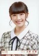 【中古】生写真(AKB48・SKE48)/アイドル/NGT48 8 : 太野彩香/CD「世界の人へ」[Type-A](BVCL-907-8)封入特典生写真【タイムセール】