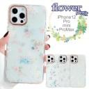 花×クリア iphone12 ケース iphone12 mini ケース iPhone12 Pro max クリア おしゃれ フラワー……