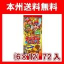 (本州送料無料!)明治 ホレホレチョコレート (6×12) 72入