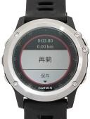 【GARMIN】【GPSマルチスポーツウォッチ】ガーミン『fenix 3J』010-01338-08 メンズ ウェアラブル端末 1週間保証【中古】b03w/h15B