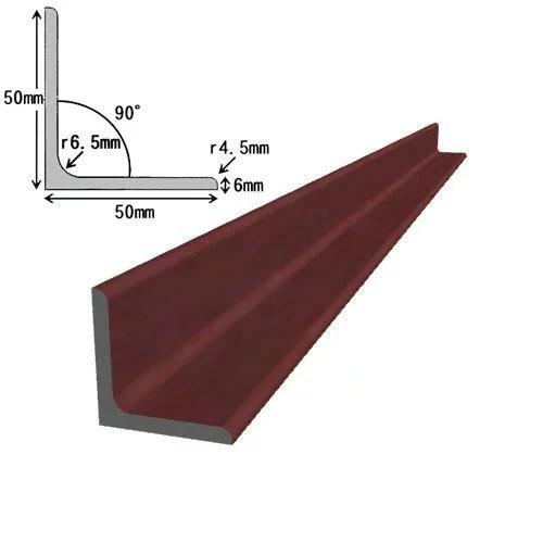 【楽天市場】アングル L-6×50×50 カラー 長さ:1000mm:鉄・資材センター