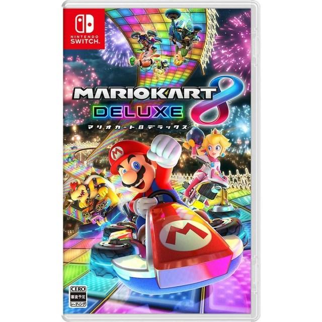 【Nintendo Switchソフト】マリオカート8 デラックス【送料無料】