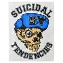SUICIDAL TENDENCIES スイサイダルテンデンシーズ One Eyed Skull ステッカー