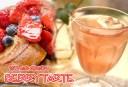 紅茶 ノンカフェイン フルーツティ「ベリータルトティ」(50g) ノンカフェイン甘酸っぱい苺の香り BERRY TARTE 送料無料:メール便