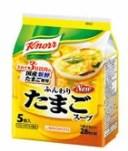 味の素 クノール ふんわりたまごスープ (5食入り) ※軽減税率対象商品