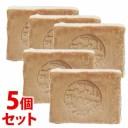 《セット販売》 アレッポの石鹸 ノーマルタイプ 無添加無香料 (200g)×5個セット 石けん 【YDKG-s】