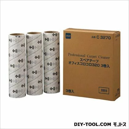 ニトムズ オフィスコロコロスペアテープ320 C3270 3
